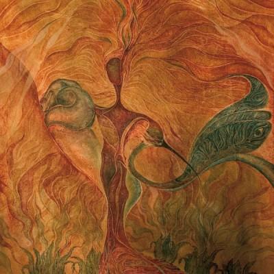 VIKTORIA. Ibiza 2005 65x100cm. Acrílico sobre lienzo de pasta. Acrylic on textured canvas.