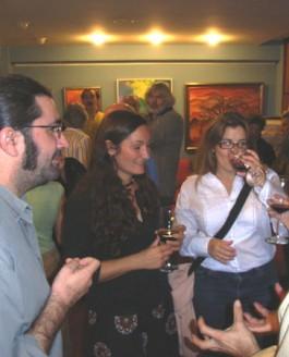 AURIOL ARTE.  Group Exhibition.  Santiago de Compostela. 2006