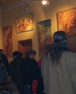 2005 CAN TIXEDÓ exhibition.